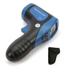 BINOAX TL 900 ليزر عداد سرعة رقمي عدم الاتصال قياس المدى: 2.5 99999RPM مع حقيبة
