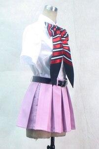 Image 3 - S 3XL Can be tailored Anime Ao no Exorcist Cosplay Man Woman Halloween Cos Shiemi Moriyama School uniform Cosplay Costume