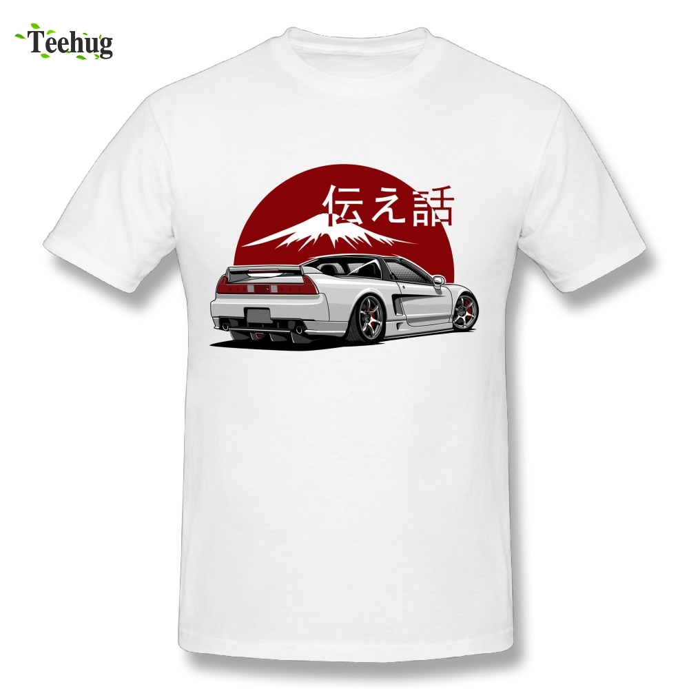 Fashion Streetwear Man JDM Car T Shirt 2018 Stylish Unique Design Tee Shirt Nice Camiseta