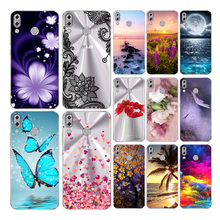 For Asus Zenfone 5 ZE620KL cute Animal phone case 6.2 Soft silicon Case Cover  ZE620