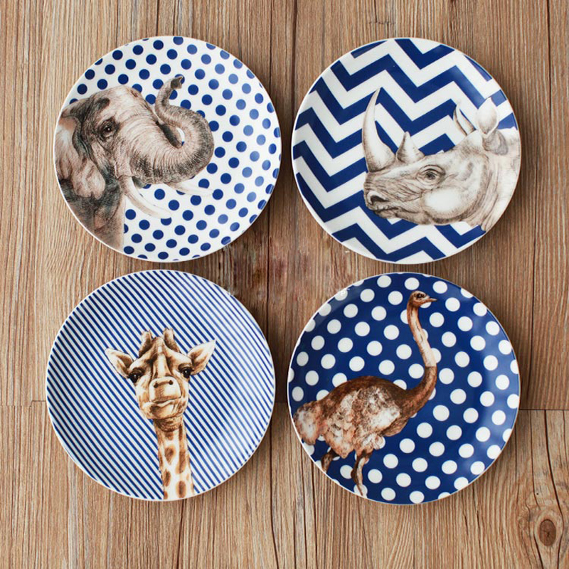 White Porcelain Tray Tableware Dishes And Plates Ceramic Dinner Rhaliexpress: Kitchen Plates At Home Improvement Advice