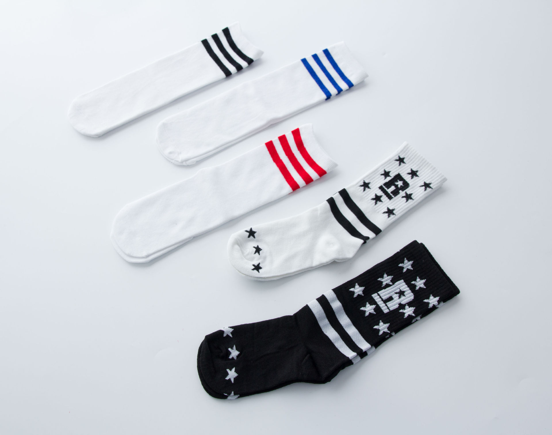 Kids High Socks Costume Child Jazz Performance Accessories Hip-hop Jazz Stage Dance Costume Street Dancing Girls Boy Sock Socks