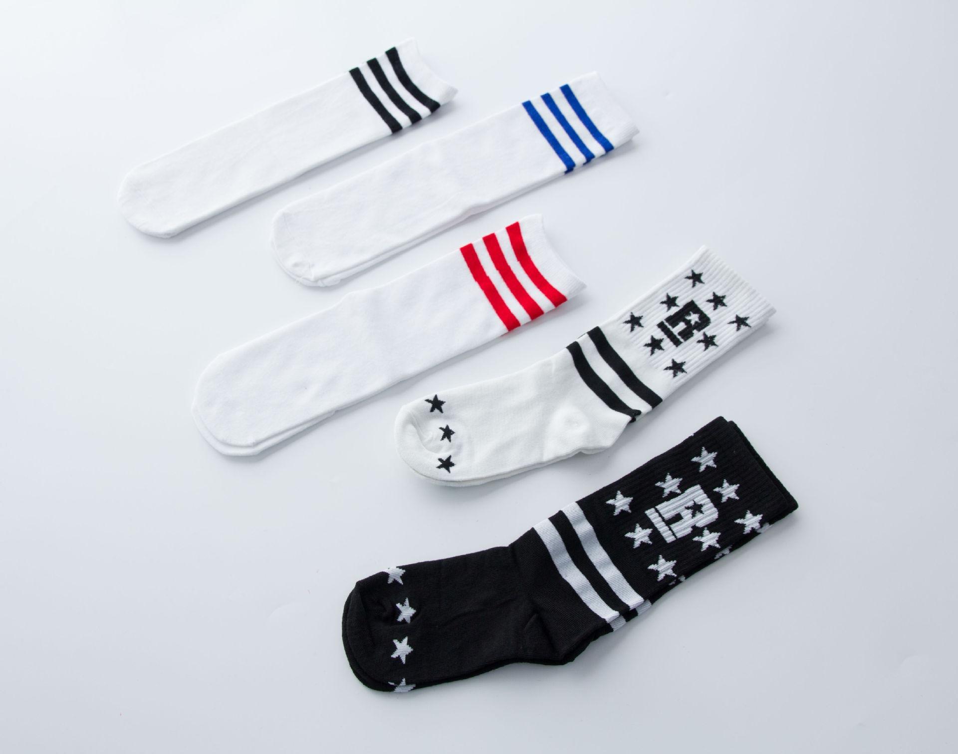 Kids High Socks Costume Child Jazz Performance Accessories Hip-hop Jazz Stage Dance Costume Street Dancing Girls Boy Sock Socks
