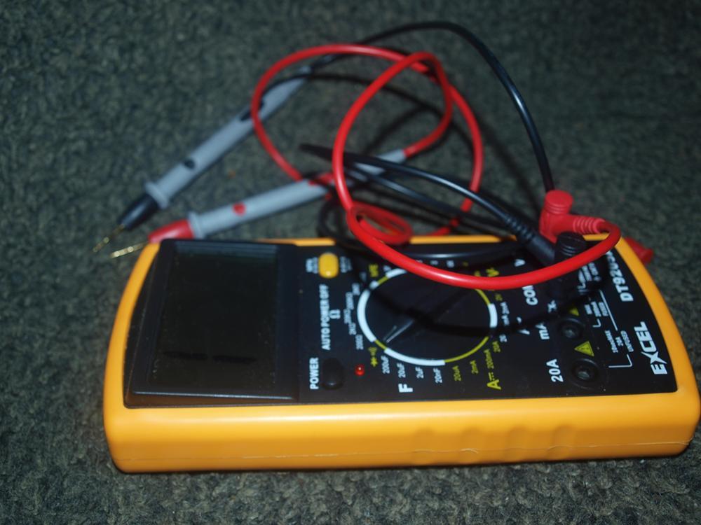 Cavi di test ATORCH 1000V 20A Penna multimetro digitale Aghi in rame - Strumenti di misura - Fotografia 6