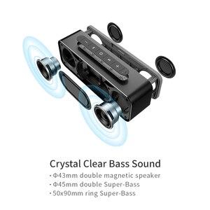 Image 3 - Alto falante mifa a20 sem fio portátil, com bluetooth, mãos livres, à prova dágua ipx4 30w, com graves alto falante