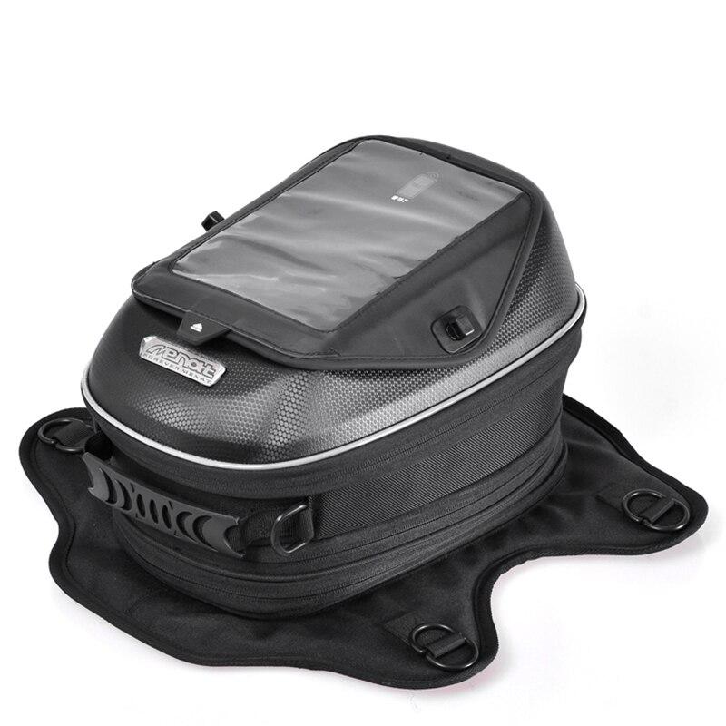 МЕНАТ новое Прибытие высокого качества гоночный пакет Сумка Универсальный черный бака Сумка Магнитная мотоцикл моторное масло Топливный бак мешок