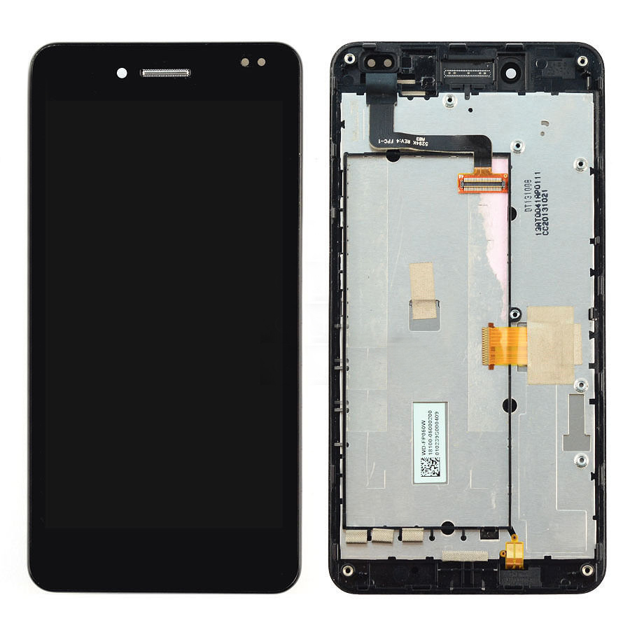 +Frame BLACK LCD Display + Touch Screen Digitizer Assembly Replacements FOR ASUS Padfone infinity A86 Free shipping 1pcs free shipping for iphone 5c lcd display touch screen digitizer frame assembly black