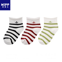 3pairs / lot infant baby summer socks thin0-2years for girls cotton newborn Toddler boy clothes Accessories