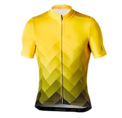 2018 Mavic Cycling Jersey Cycling Clothing Racing Sport Bike Jersey Tops  Cycling Wear Short Sleeves 4a740694b