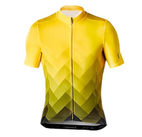2018 Mavic Biking Jersey Biking Clothes Racing Sport Bike Jersey Tops Biking Put on Quick Sleeves Maillot ropa Ciclismo Biking Jerseys, Low-cost Biking Jerseys, 2018 Mavic Biking Jersey Biking...