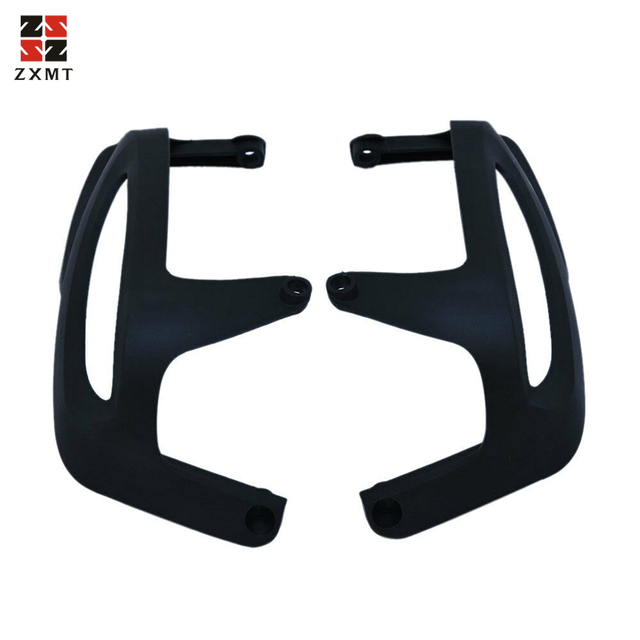 ZXMT Engine Cylinder Protector Guard Side Cover For BMW R1200RT 05-09 R1200GS 04-08 R1200R 06-10 R1200S 06-07 R1200ST RT1200
