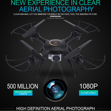 X7S WIFI FPV Drone With Wide Angle HD Camera 2.4G 4CH 6-Axis Switch Remote Control Quadcopter Altitude Hold RTF RC Helicopters