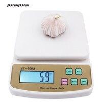 10 кг 1 г весы цифровой кухонные весы подсчет взвешивания электронные весы SF-400A 15%