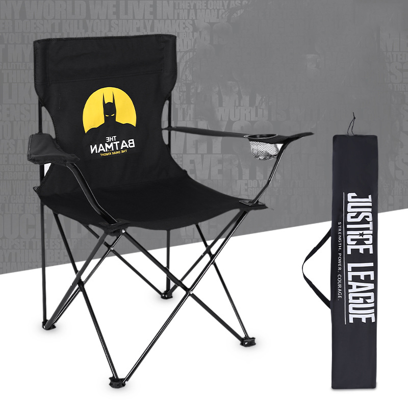 Portable Folding Fishing Chair Camping Chair Seat 600D Oxford Cloth Waterproof Metal Armchair For Outdoor Picnic Beach Chaise ヒステリック ミニ 高 画質