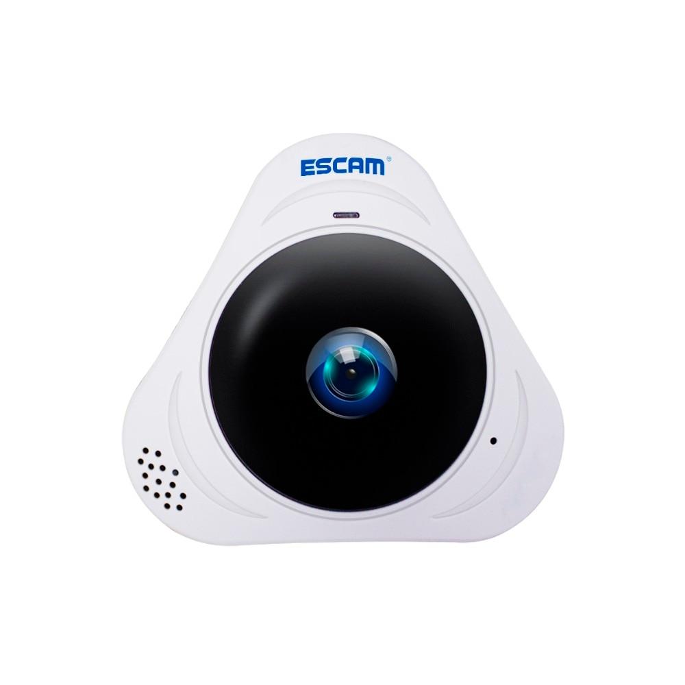 Offre spéciale caméra wifi Q8 Fisheye WIFI caméra IP HD960P 1.3MP prise en charge de la caméra. H.264 960 P 1280*960