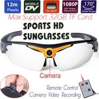 5MP CMOS Sports Sunglasses Mini DV Sunglasses Motion Camera 720P HD Digital Video Recorder Photo DVR