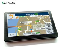 7 Inch GPS PND Portable Car GPS Navigator New Maps For Europe Satellite Navigation Sat Nav