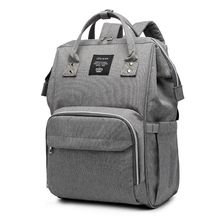 2019 Large Capacity Backpack For Mom Organizer Parts For a Stroller Baby Care Bag Baby Bags For Mom Women Oxford Bags цена