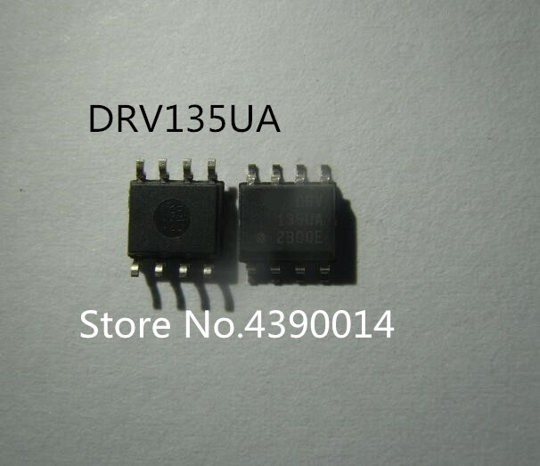 50pcs/lot DRV135UA 135UA BBDRV135UA SOP8 50pcs lot ao4614 ao4614b 4614 sop8 free shipping new ic