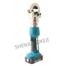 Зарядки гидравлический зажим 18 в EZ-300B Электрический обжим щипцы для наращивания волос медь и алюминий обжимной мощность кабельный инст