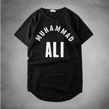 Здесь можно купить   muhammad ali T-shirts 2016 Summer Mens MUHAMMAD ALI T Shirts Men Fitness Casual clothing MMA Cotton Tee Tshirt Homme Tops & Tees Men