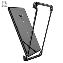 OATSBASF Airbag Bumper Metal Case For Xiaomi Mi Mix 2 Case Personality Metal Cover Case for Xiaomi Mi Mix2 360 Degree Case