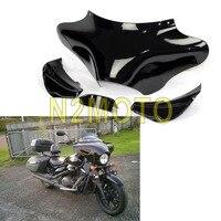 Мотоциклетный передний наружный обтекатель летучая мышь капот для Harley Davidson Road King Softail Fat Boy 1986 2012