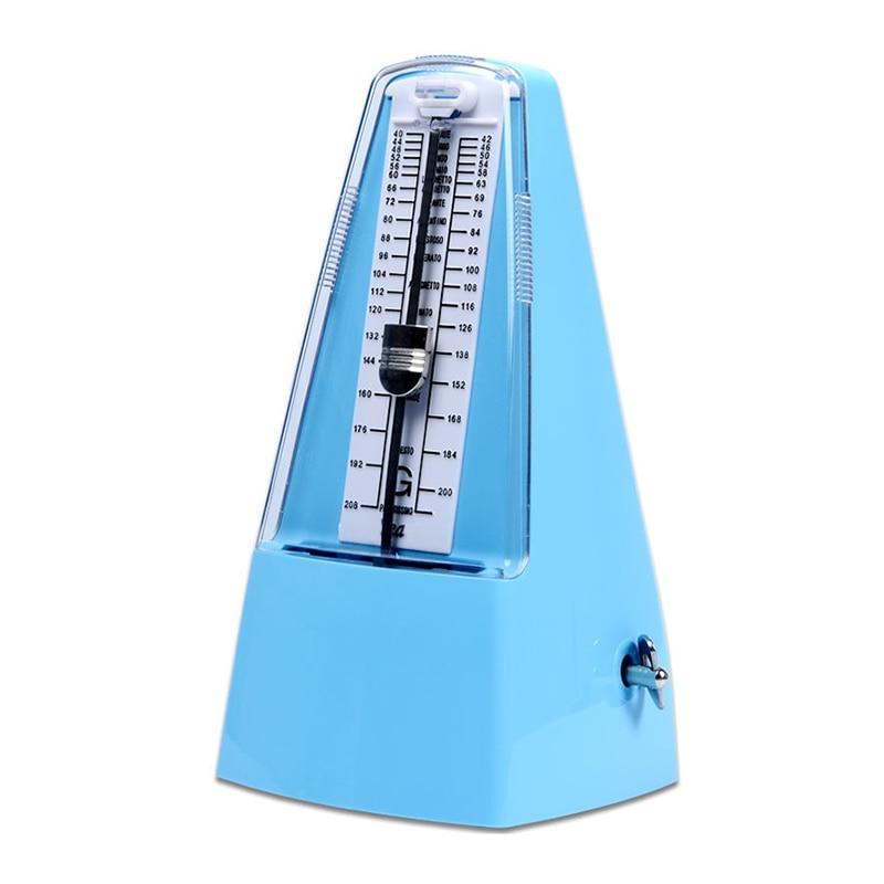 High Quality Mechanical Bell Ring Metronome Audible Click for Guitar Bass Piano Violin Seth Thomas NCM99