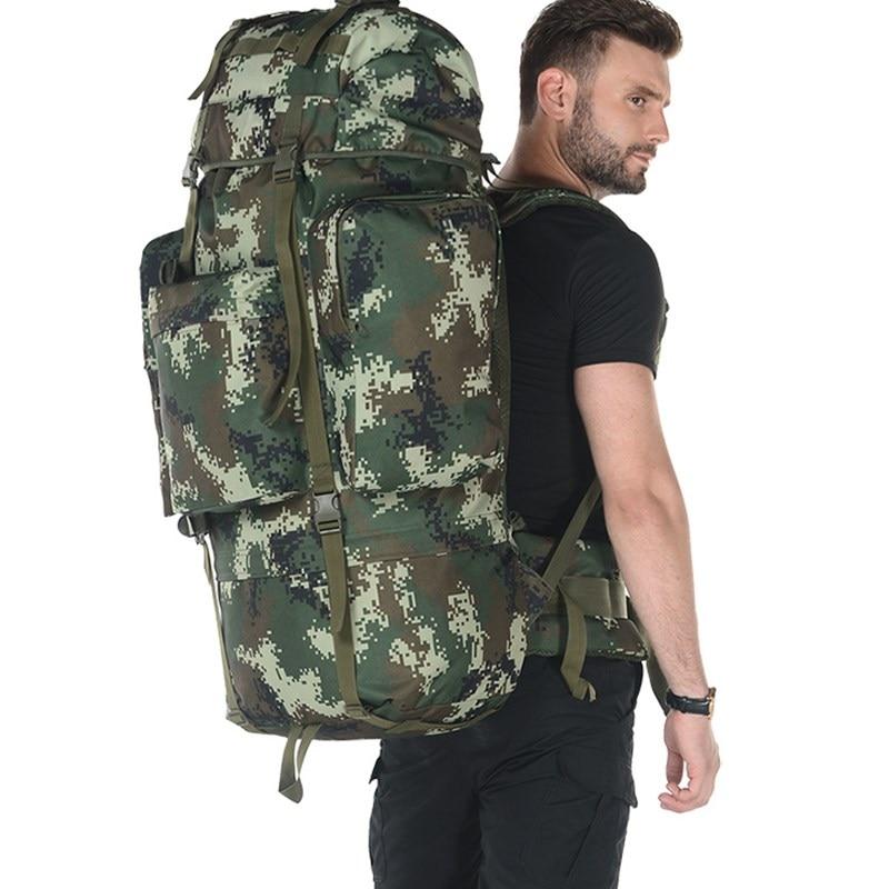 Здесь можно купить  Brand high-capacity backpack bracket professional 100L mountaineering bag fashion outdoors backpack travel Multifunctional bag  Камера и Сумки
