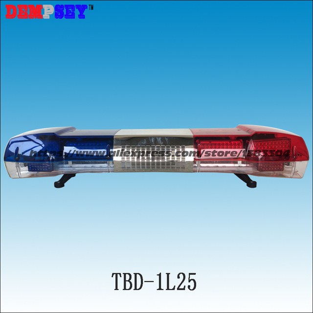 Tbd 1l25 high quality warning lightbar led police light bar 100w tbd 1l25 high quality warning lightbar led police light bar 100w siren 100w speaker mozeypictures Choice Image
