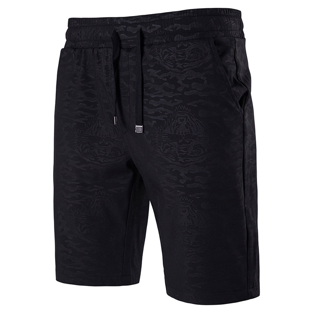 Womail Brand Drop Shipping Swimmer Summer Mens Slim Short Sport Print Pants Shorts Trousers