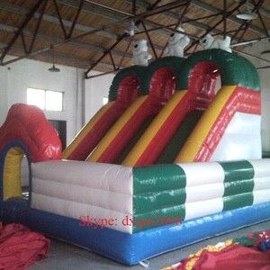 Large PVC inflatable amusement