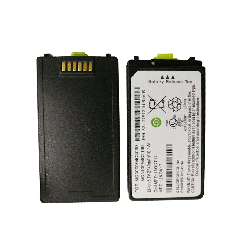 2740MAH <font><b>Battery</b></font> For Motorola <font><b>MC3090</b></font> MC3000 3100 3190R,PDA Replacement Spare Parts image