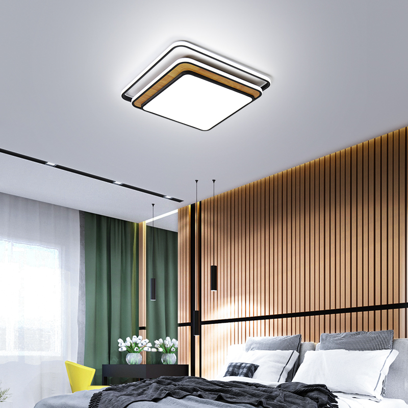Square Modern Chandelier Lights For