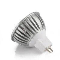 DMXY светодиодный MR16 GU5.3 светодиодный, 12 V 6 V 24 V Светодиодный лампочки, Светодиодный лампочки пятна, холодный белый 6000 K нерегулируемых, пакет 50