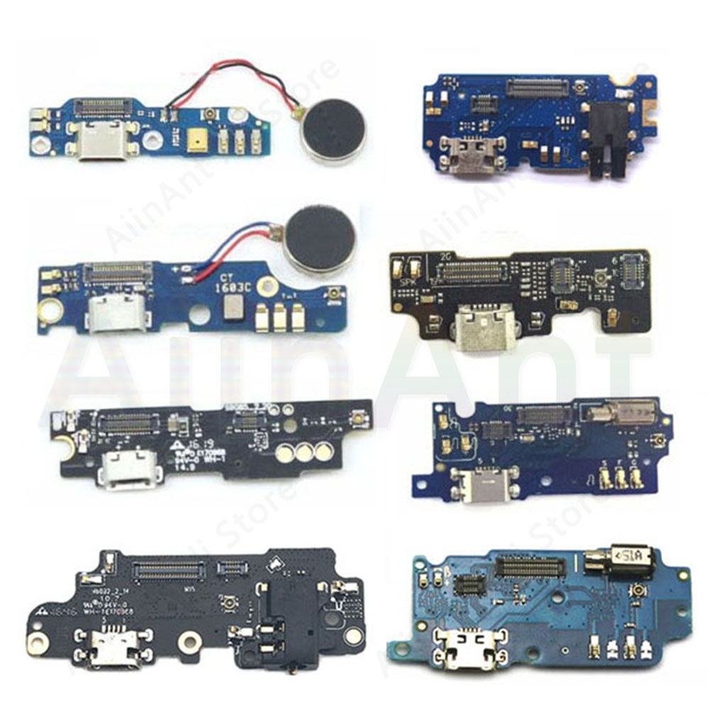 Original Charger Board PCB Flex For Meizu M1 M2 M3 M3s M5 M5s M6 Note Mini U10 U20 USB Port Connector Dock Charging Flex Cable