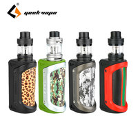 Original GeekVape Aegis 100W 26650 TC Kit & Shield Tank 4.5ml Capacity with 0.15ohm Coil Head Electronic Cigarette No Battterry