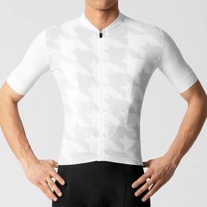 Image 3 - La Passione Maillot de ciclismo para hombre, camiseta de manga corta, ropa de ciclismo de montaña