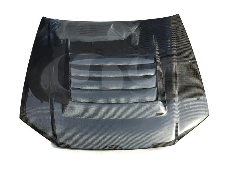1999-2002 Nissan Skyline R34 GTR Nismo Style Hood Bonnet CF (1)
