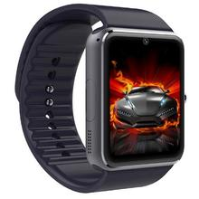 Bluetooth Smart Watch GT08 For Android Samsung Iphone WristWear Support Sync Smart Clock font b Smartwatches