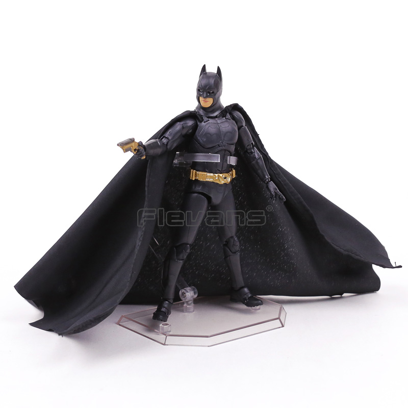 The Dark Night Batman Bruce Wayne Begins Suit Ver. PVC Action Figure Collectible Model Toy