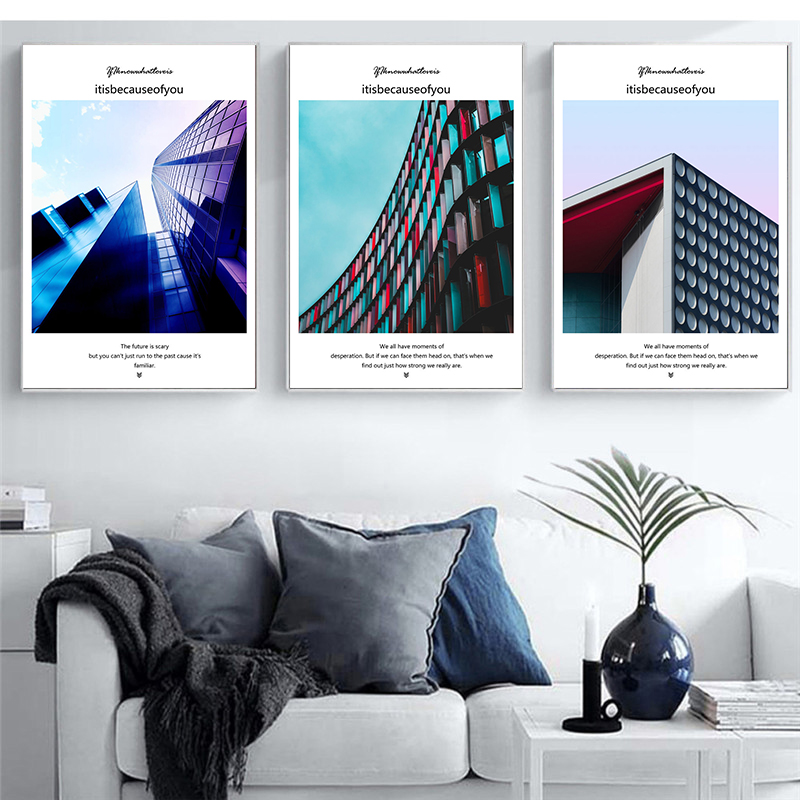 Dwelling Canvas Decor portray Character Trendy Nordic structure Panorama Image Wall Artwork portray Dwelling Room Bed room Decor Portray & Calligraphy, Low-cost Portray & Calligraphy, Dwelling Canvas Decor portray...