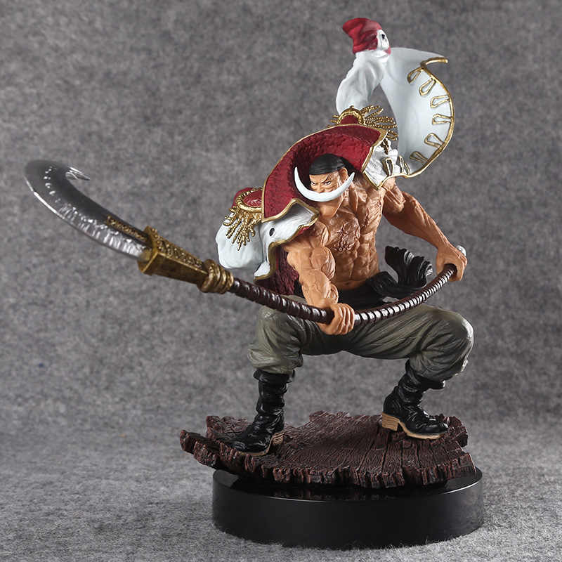 One Piece Action Figure 1/7 Piratas BARBA BRANCA Edward Newgate PVC Onepiece SCultures a TAG team Figura Brinquedos Anime Japonês