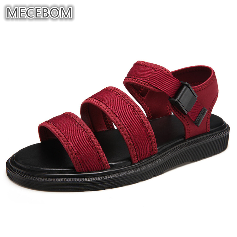 622 Sexy Mode D'été Red 42 Plage W Black Dames Taille Grande De Zapatos 622w 622w Sandales Blue 35 Femmes Mujer Fabic Rouge Plat Chaussures Luxe 622w tAWqwU4tO