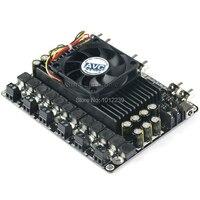 6x100 Watt Class D Audio Amplifier Board 6x100W Stereo Power Amp