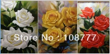 HD 3D stereoscopic paintings/3D picture/size25*35/Retail orwholesale /three picture change/2013 new!A004