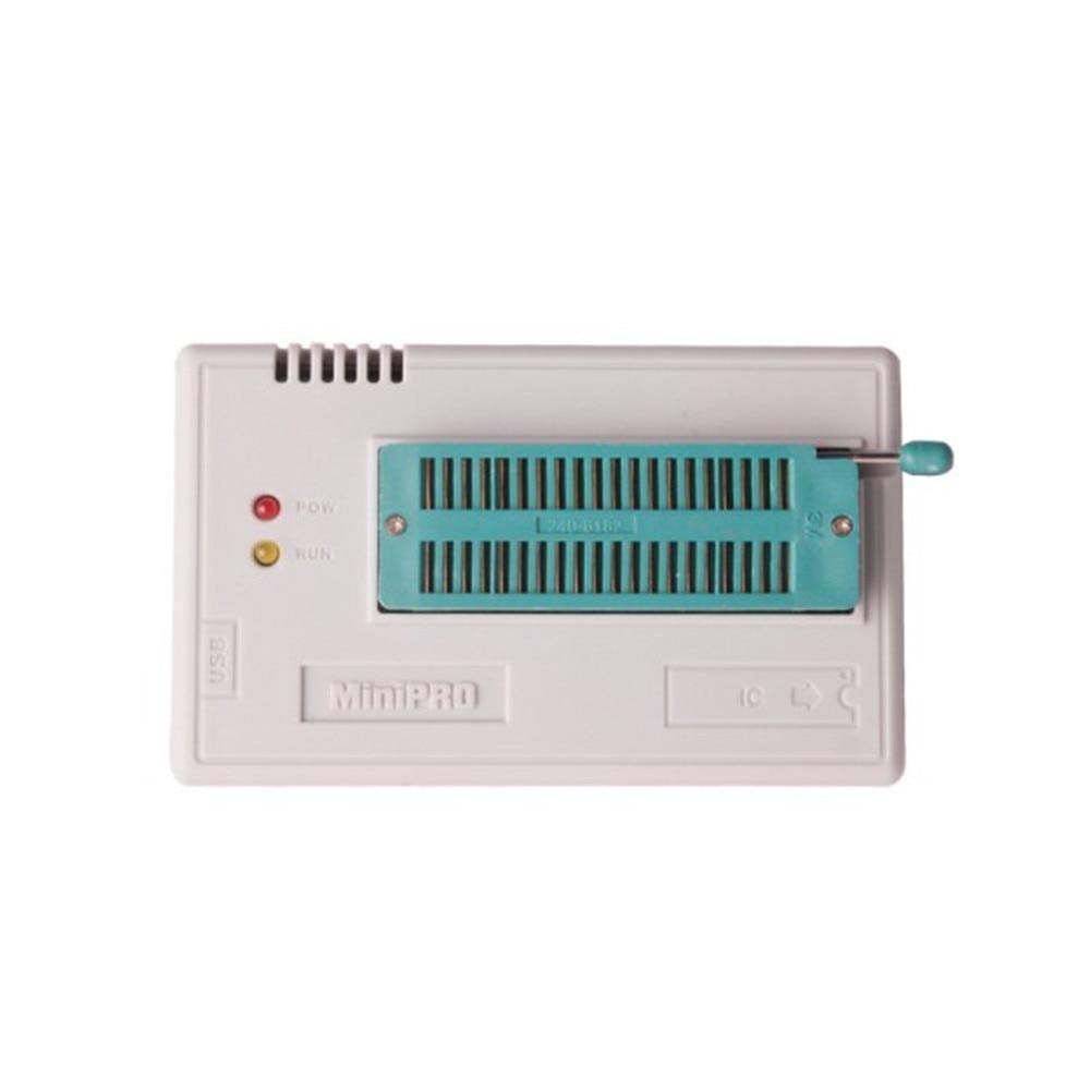 ФОТО TL866CS TL866 High speed Universal minipro Programmer Support ICSP+FLASH+EEPROM+MCU PLCC+TSOP