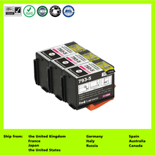 Compatible For  Pack Red Ink Cartridge For Pitney Bowes
