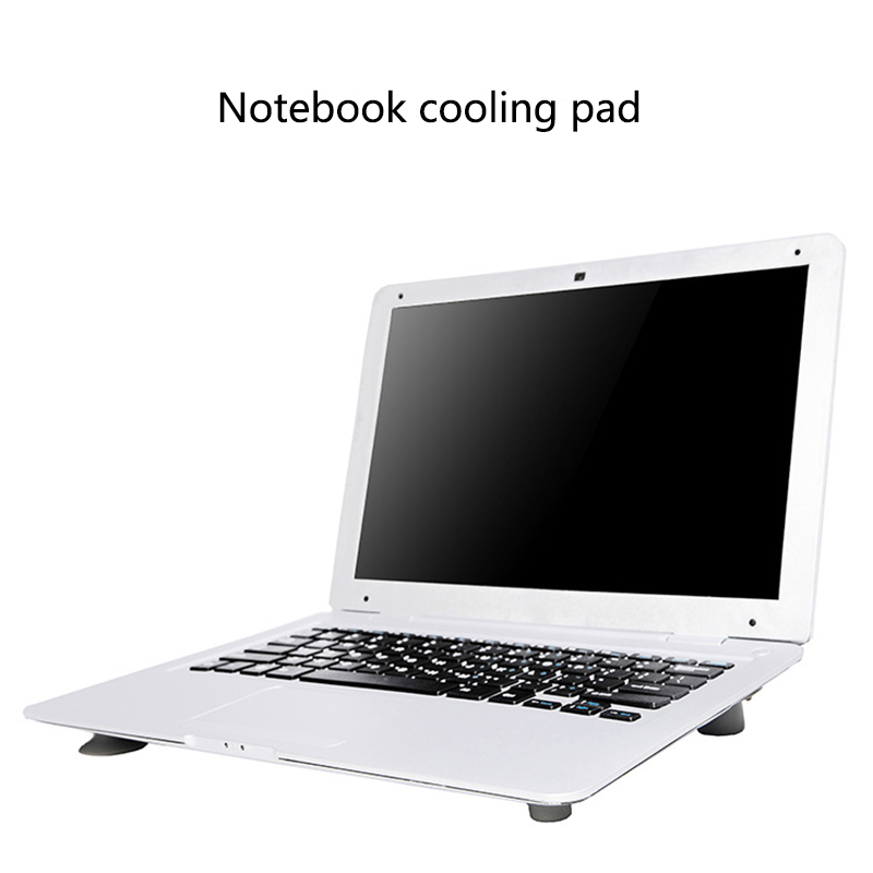 4Pcs Laptop Notebook Cooling Pads Skidproof Notebook Accessory Laptop Heat Reduction Pad Cooling Feet Stand Holder