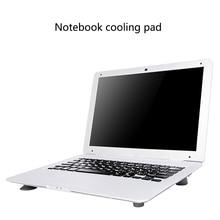 4Pcs Laptop Notebook Cooling Pads Skidproof Notebook Zubehör Laptop Wärme Reduktion Pad Cooling Füße Ständer Halter
